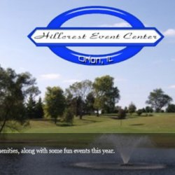 Hillcrest Event Center - Orion, IL - RV Parks