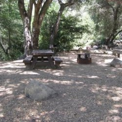 Wheeler Gorge Campground Los Padre National Forest - Ojai, CA - National Parks