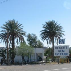 Desert Gem RV Park - Salome, AZ - RV Parks