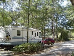 Cedar Pines Campground - Milton, FL - RV Parks
