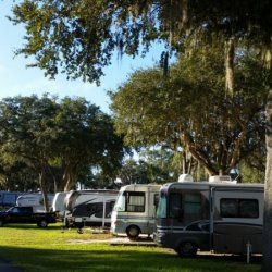 Lake Pan RV Village - Lake Panasoffkee, FL - RV Parks