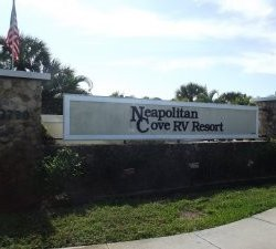 Neapolitan Cove RV Resort - Naples, FL - RV Parks