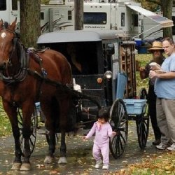 Old Mill Stream Campground - Lancaster, PA - RV Parks