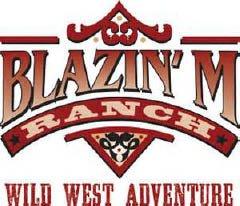 BLAZIN -M- RANCH - Cottonwood, AZ - Entertainment
