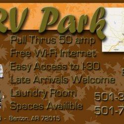 I-30 Travel Park - Benton, AR - RV Parks