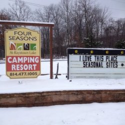 Four Seasons at Raystown Lake Camping Resort - Saxton, PA - RV Parks