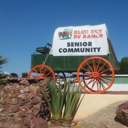 Blue Sky Ranch RV Resort - Yuma, AZ - RV Parks