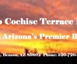 Cochise Terrace RV Resort - Benson, AZ - RV Parks