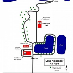 Lake Alexander Campground - Momence, IL - RV Parks