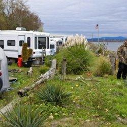 Island Cove RV Park - Portland, OR - RV Parks