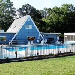 Fayetteville RV Resort & Cottages - Wade, NC - RV Parks