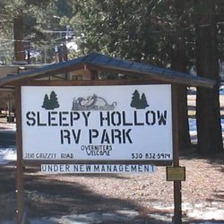 Sleepy Hollow RV Park - Portola, CA - RV Parks