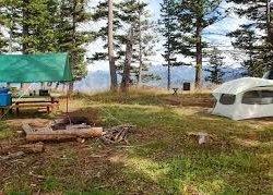 Saddle Creek Campground - Imnaha, OR - Free Camping