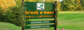 Brook-N-Wood Family Campground - ,  - RV Parks