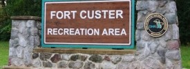 Fort Custer Recreation Area - ,  - RV Parks