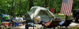 Irish Valley Campgrounds