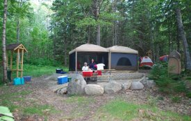 Bar Harbor Woodlands KOA