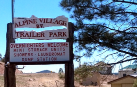 Alpine Village Rv Park