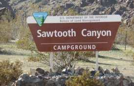 Sawtooth Canyon BLM
