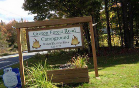 Groton Forest Rd Campground
