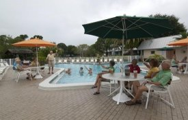 Dunedin RV Resort & The Blue Moon Inn