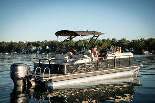 Gulf Coast Boat Rentals on Lake Tarpon - Palm Harbor, fl