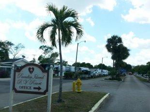 Paradise Island RV Resort 50% Discount - Fort Lauderdale, FL