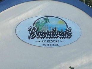 Boardwalk RV Resort 50% Discount - Homestead, FL