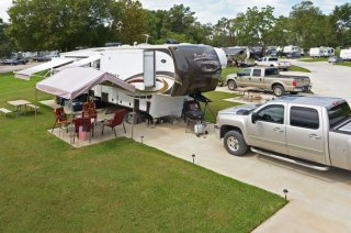 Houston Leisure Rv Park Highlands Tx Rv Parks