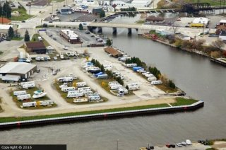 Seagull Marina & Campgrounds - Two Rivers, WI - RV Parks