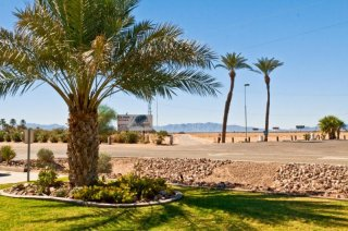 Oasis RV Park At Aztec Hills