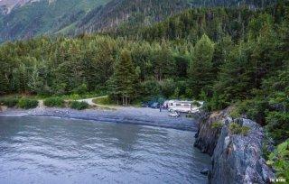 Last Chance - Ward Lake Recreation Area, AK - RV Parks