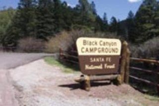 Black Canyon Campround Santa Fe National Forest - Santa Fe, NM - National Parks