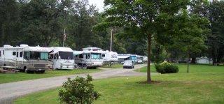 Fort Bragg Leisure Time RV Park - Fort Bragg, CA - RV Parks