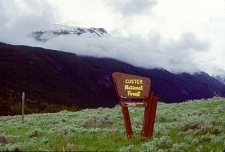 Custer National Forest - Bozeman, MT - National Parks