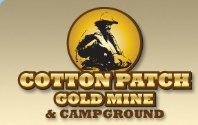 Cotton patch gold mine & campground.