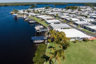 Orange Harbor Mobile Home RV Resort