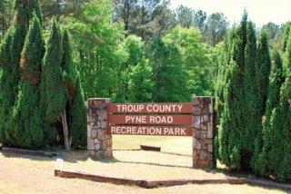 Pyne Road Park  - LaGrange, GA - County / City Parks