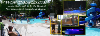 Seven Maples Campground - Hancock, NH - RV Parks