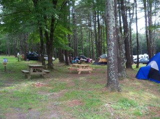 Blue Mountain Campground
