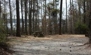 Hesters Ferry Campground