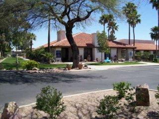Trails West - Tucson, AZ - RV Parks