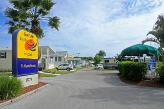 Gulf Air RV Resort - Ft. Myers Beach, FL - Encore Resorts