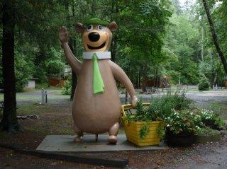 Yogi In The Smokies - Cherokee, NC - Legacy Resorts